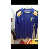 Camisa Do Brasil Seleção Brasileira Topper Anos 80