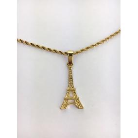 187ea3d153a Pingente Da Torre Eiffel Do Empório Do Aço - Joias e Relógios no ...
