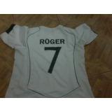 af97251aa9 Camisa Do Corinthians Roger no Mercado Livre Brasil