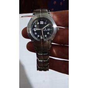ffed994b5a8 Relógio Seculus Folheado A Ouro - Joias e Relógios no Mercado Livre ...