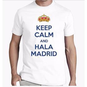 Camiseta Hala Madrid Sublimada