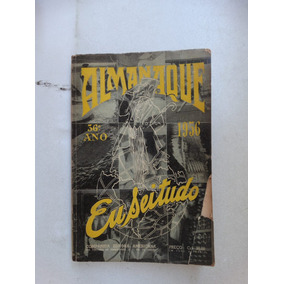 Almanaque Eu Sei Tudo 1951 E 1956! Editora Americana!