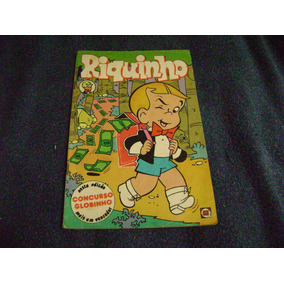 Gibi Riquinho Nº 146 - Editora Rge - Junho 1979