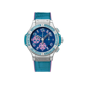 Reloj Hublot Big Bang Pop Art Steel Blue Unisex