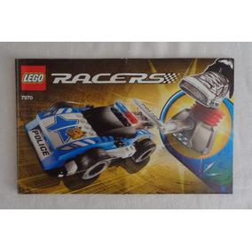 Lego Catálogo Carro Police 7970 Racers N°08