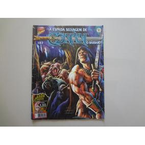 Revista Conan O Bárbaro Nº 183 Ano 2000