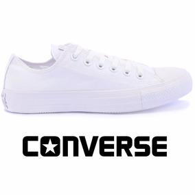 Tênis Converse All-star Ct Monochrome Ox Branco Ct04460001