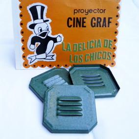 Repuesto Cine Graf: Tapa Del Proyector - Original, De Los´60