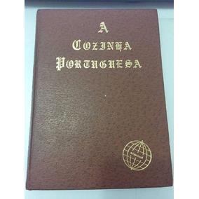 Livro Cozinha Portuguesa 1 Maria Helena T. Crato