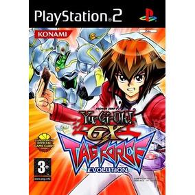 Jogo Ps2 Yu-gi-oh Gx Tag Force Evolution Playstation 2 Patch
