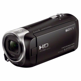 Filmadora Sony Hdr Cx440 Zoom 60x Wi-fi 8gb+cartao 32gb S/j