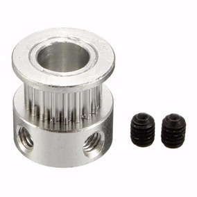 Polea Gt2 De 20 Dientes Diametro Int. 5mm Impresoras 3d Cnc