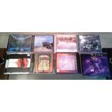 Colección De Cds Y Dvds Originales De Rush