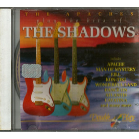 Cd Original The Apaches Play Hits Of The Shadows