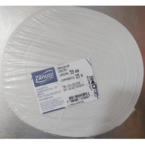 Elastico Zanotti Jaragua 60 - 59mm - 25m Branco Embutir 1f22558bf3b