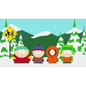 South Park Todas As Temporadas Dub Otima Qualidade...