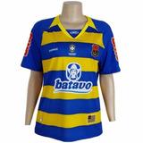 Camisa Flamengo Feminina Amarela no Mercado Livre Brasil 0445a5592f33a