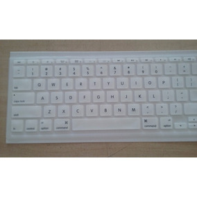 Protetor Teclado Silicone Macbook Air 11 - Branco
