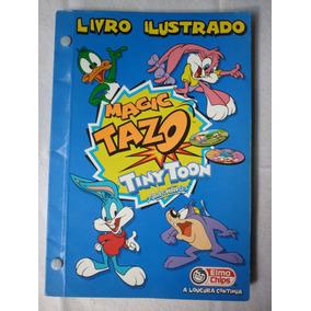 Álbum Magic Tazo Tiny Toon / Elma Chips 1997 - Completo/novo