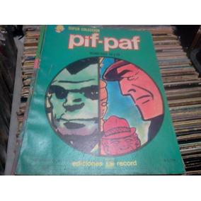 Pif Paf N° 18 Y 19 1977 Revista Nueva Lacapsula