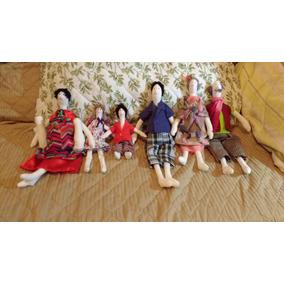 Bonecas Personalizadas Feitas A Mão - Família Terapeutica