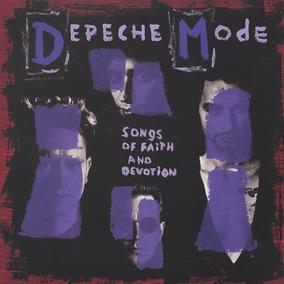 Depeche Mode Songs Of Faith & Devotion - Vinilo 180 Gr Imp
