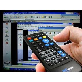 Controle Remoto Sem Fio Wireless Usb Pc Notebook Computador