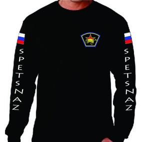 Camiseta Spetsnaz - Camisetas Manga Curta para Masculino no Mercado ... a9cca916de1