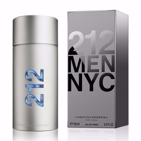 Perfume 212 Men -- Carolina Herrera -- 100ml -- Original