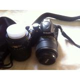 Camara De Fotos Nikon Reflex D3200