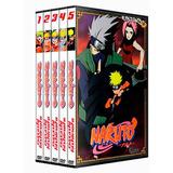 Naruto Dublado - Clássico + Shippuden 5 Temporadas