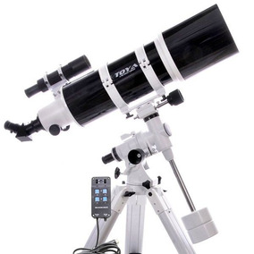 Telescópio 150mm Skymaster Rt150steq4 Black Diamond + Motor