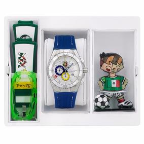 Reloj Technomarine Cruise Soccer Britto 114023b
