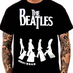 48e31a886 Camisetas Divertidas Beatles Galeria Rock - Camisetas e Blusas no Mercado  Livre Brasil