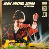 Vinilo Jean Michel Jarre: En Concierto (vinilo Europeo).
