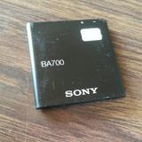 Bateria Original Sony Ba700 Xperia Neo, Ray, Pro, E, Tipo,
