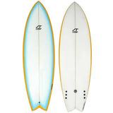 Prancha De Surf Snapy Sp4
