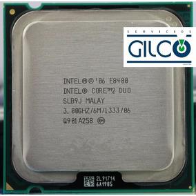 Core 2 Duo E8400 3.0ghz Socket 775. Con Garantía.