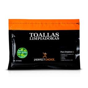 Perfect Choice Toallas Limpiadoras Para Pantallas Pc-030270