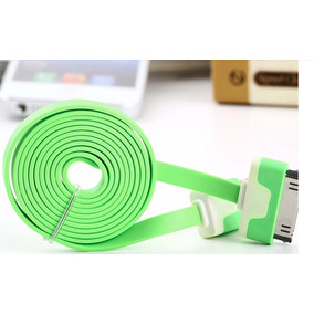 Cabo Carga Dados Usb Color Iphone 3g 4 Ipad 2 Ipod Ref.089