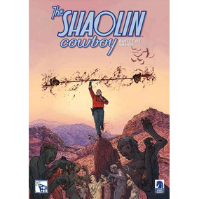 Hq The Shaolin Cowboy - Buffet De Shemp - Editora Mino