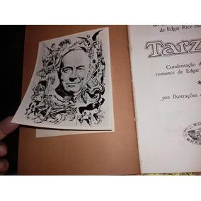 A Primeira Aventura De Tarzan Em Quadrinhos