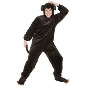 Disfraz De Mono Chango Chimpance Para Adultos Envio Gratis 3 915033a9417