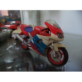 Miniatura Motos Esportivas Antigas Escala 1/18