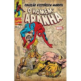 Hq - Coleção Histórica Marvel - O Homem-aranha #09