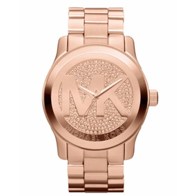 Michael Kors Mk5661 Rose Original Caixa manual 547951821a