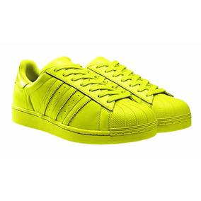 reputable site d639e 3dbc2 Zapatillas adidas Superstar Supercolor Mujer Original