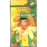 Vhs Sitio Do Picapau Amarelo - O Poço Do Visconde ( Lacrado)