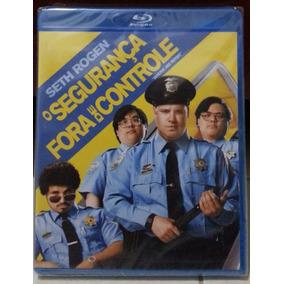 Blu-ray Disc - O Segurança Fora De Controle
