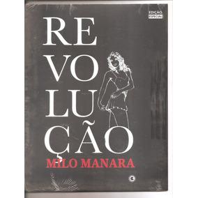 Revolução De Milo Manara Revista Lacrado